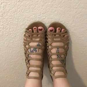 Gladiator Sandals 2 PAIRS (different)